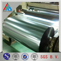 Poly Film Plastic Silver Metallized Reflective