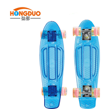 2017g-wheel skateboard press deck for sale