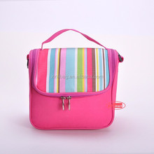 Thermal Insulated Lunch Bag for Kids School Lunch Box Carry Tote Shoulder Bag Picnic Cooler Bag