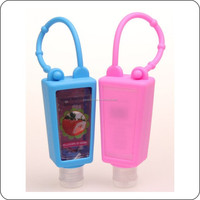 wholesale bulk hand sanitizer/silicone hand bottle sanitizer holder