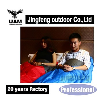 China factory hot sale camping equipment hillman sleep bag