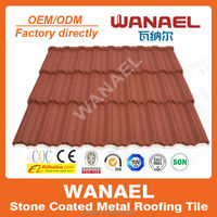 Construction Building Material Mental Roof Tile