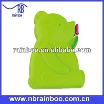 New hot selling plastic bear shape tape measure for gift promotion