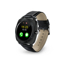 Smart Watch X3 Smartwatch Pedometer Fitness Clock Camera SIM/SD Card Mp3 Player for IOS Xiaomi Samsung