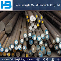 Hot Rolled Carbon / alloy Steel Round Bar Q345 DIN C45 carbon round bar / steel rod Machine structural use C45 SAE1045 S45C