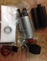 High flow 255 lph 340 lph intank electric fuel pump GSS340 for racing cars