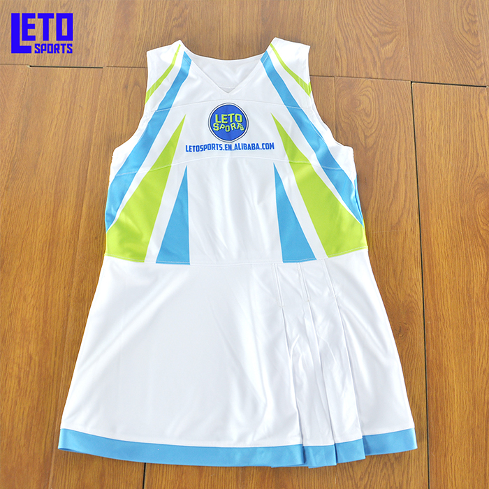 Kids Sublimation Design Your Own Cheerleading Uniform