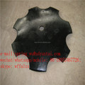 agricultural discs,plow disc Material :65Mn,