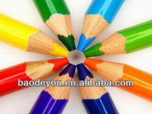 colorful pencil canvas painting & canvas wall art