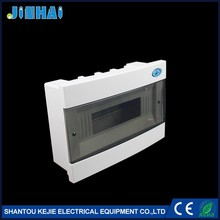 Flush Type 10 way Plastic Electrical Distribution Box