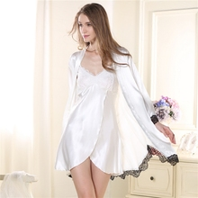 Woman's Sexy Nightgowns/ Satin Silk Nighties
