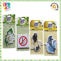 High Quality paper air freshener for car