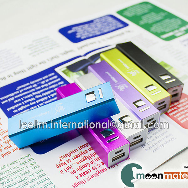 2200 mAh 2600 mAh 2800 mAh Portable Mobile Power Bank