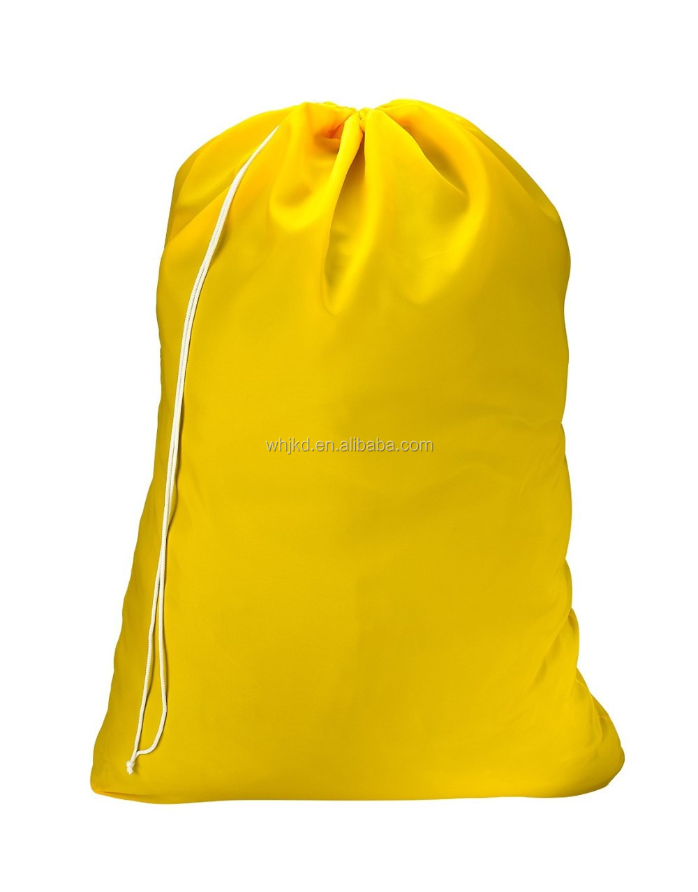 waterproof cheap dry cleaning nylon laundry bag