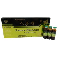 Herbal Beverage- panax ginseng extractum