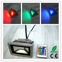 world best selling ip65 outdoor 3years warranty flood rgb 10 watt led