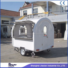 JX-FR220J Shanghai Jiexian dining car Electric food vehicle, electric dinner cart for sale