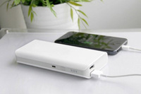10400mAh External Battery Pack High Capacity Power Bank Charger (Dual 5V 3A USB Output) for Smart Phones, Android Phones, PS Vit