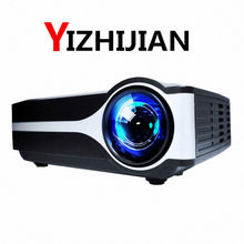Cheap Mini HD portable multimedia led video home TV cinema digital lcd projector