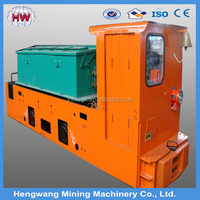Electric Battery Explosion Proof Locomotive For