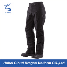 OEM heavy duty 100% cotton mens black pants