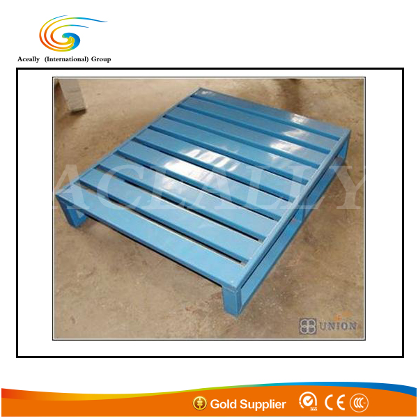 Powder Coated Heavy Weight Iron Material Pallets