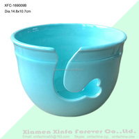 Wholesale Customized Ceramic Yarn Bowls For