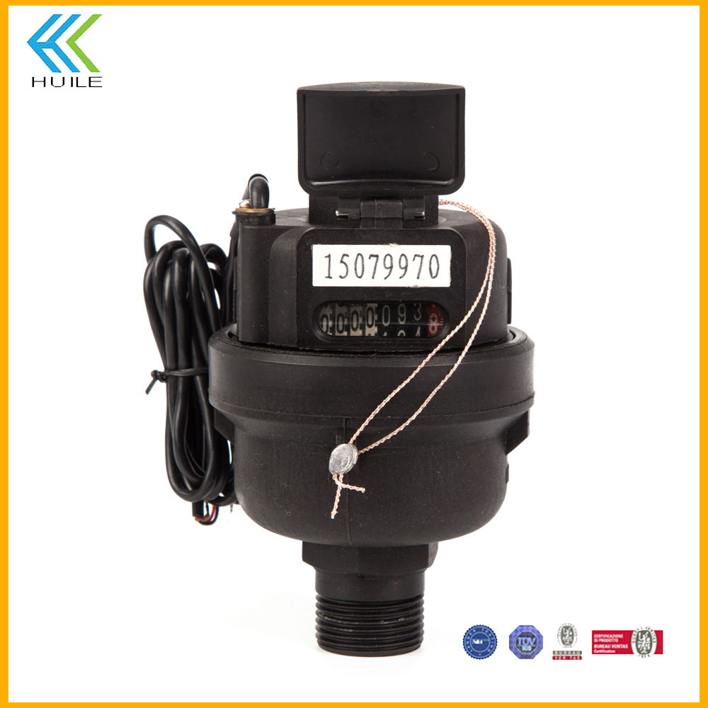 Water Velocity Meter : Lxh automatic reading domestic systems with non return