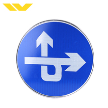 Roadway safety reflective road oem traffic signs meanings