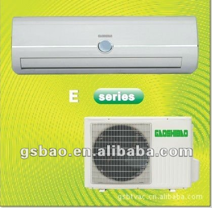R22 220v/50hz wall split type 24000btu air conditioning units for home use