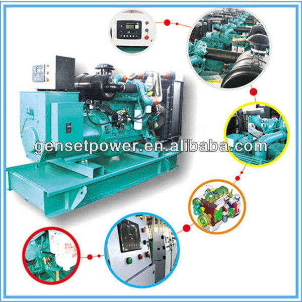 Diesel Power KTA38 Generator or Set with Cummins Engine