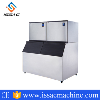 IS-SF2000 high quality tube snow ice cream maker for sale factory