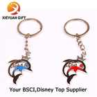 Custom blank leather key chain/ animal shape leather key chain/pu leather key chain factory direct sales