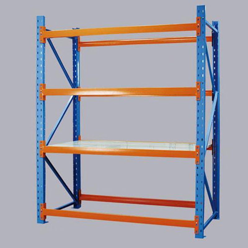 China Hot Sales Industrial Aluminium Stainless Steel Beam Banner Plate Storage Racks and Shelves