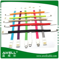 Standard USB Type and Mobile Phone Use Magnetic Charging Cable Magnetic USB Cable