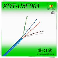 Shenzhen good quality 305M/roll cat5e utp cable price per meter