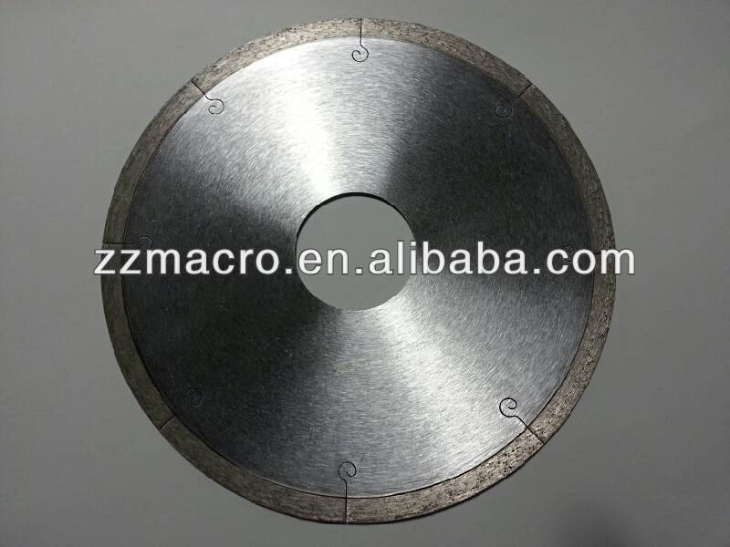 factory directly 230mm*10mm*22mm price Porcelain tiles saw blade for marble and granite , ceramic tiles , glass cutting