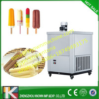 SS commmercial ice lolly catering equipment/popsicle making machine