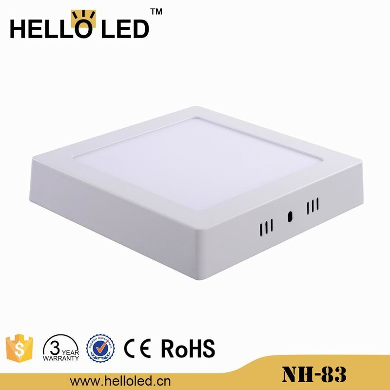 NH-83 36W 40x40cm ultra slim SMD led surface panel light for office or commerical place