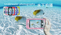 100% sealed for iPhone6 Waterproof case Duable Underwater 10m back cover Case For iPhone6