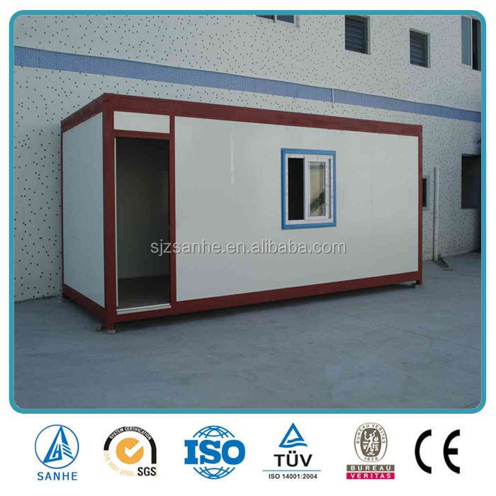 prefabricated container house price, light steel frame container home, prefab container office
