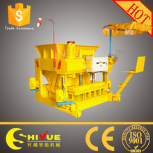 QMY6-25 top quality autoclaved aerated concrete block mach