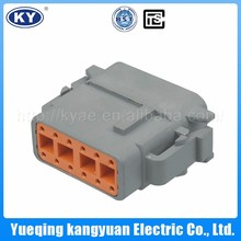 China Wholesale Gm Fuel Injector Solenoid Connector