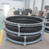 High temperature EPDM rubber expension joint ZHW