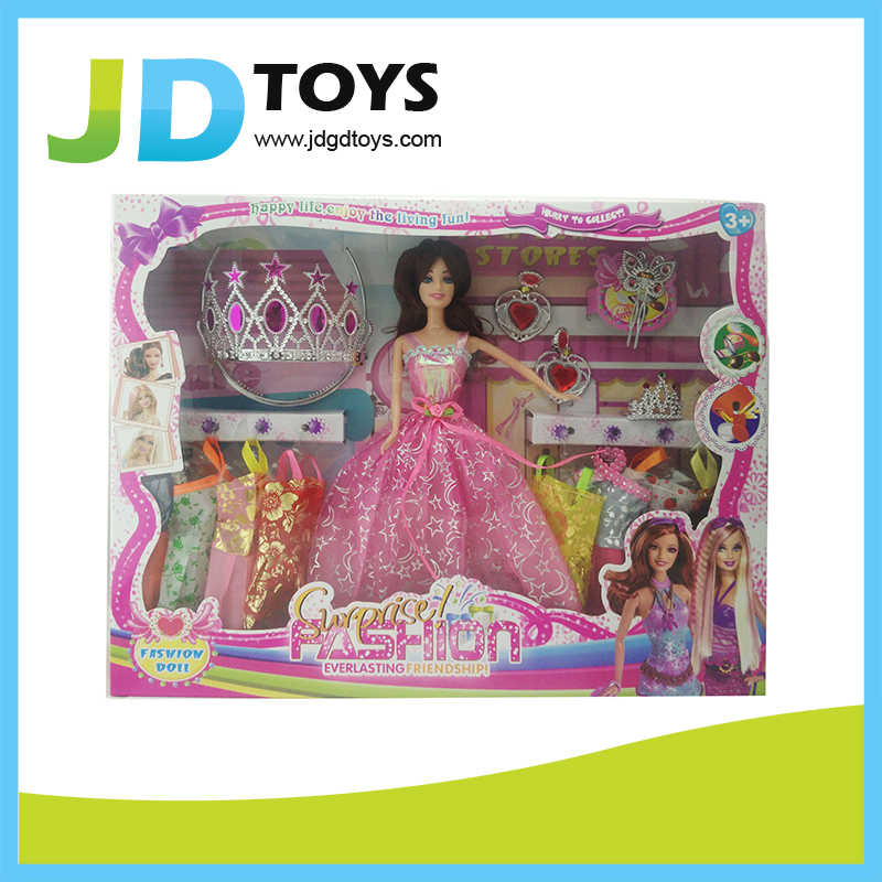 Fashion Dress Up Barbie Doll Makeup Games Cheap Toys Buy Barbie Doll Frozen Barbie Toy For