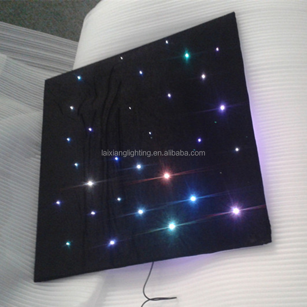 sky shooting star ceiling fiber led light made from PMMA lighting fiber optic can form any designs