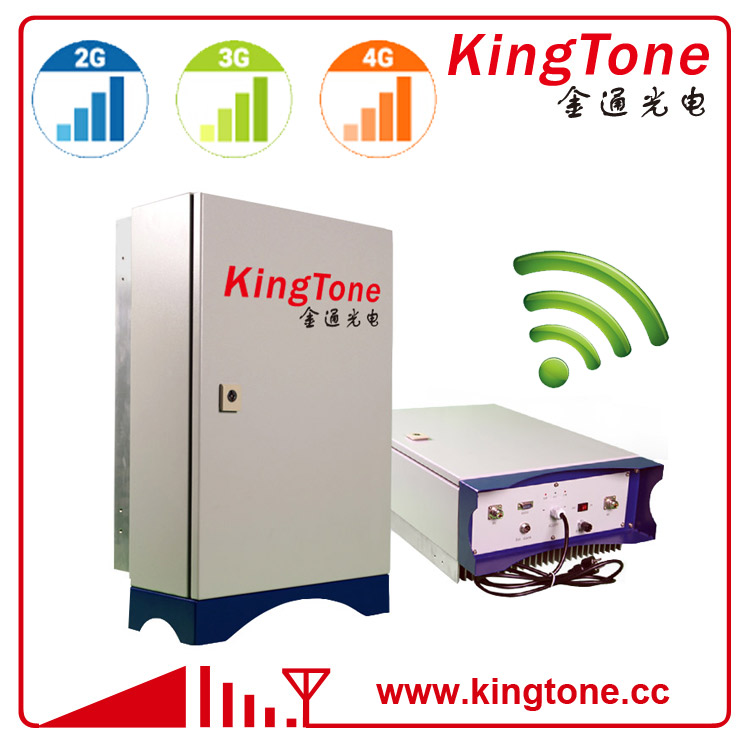 Long Range Industrial Wireless Repeater 2G GSM / UMTS 3G / 4G LTE Signal Booster/Repeater