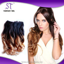 Cheap wholesale fibre synthetic hair