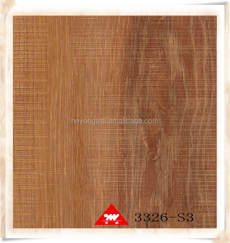 special design HPL / finish embossed high pressure laminate flooring / HPL for floor