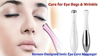 Korean-Designed Ionic Eye Care Massager: For Eye Bags Wrinkle Removal